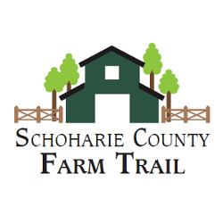 schoharie county farm trail logo